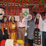 DAĞDER 2. Türk Dünyası Ata Sporları Şenliği'nde -izle