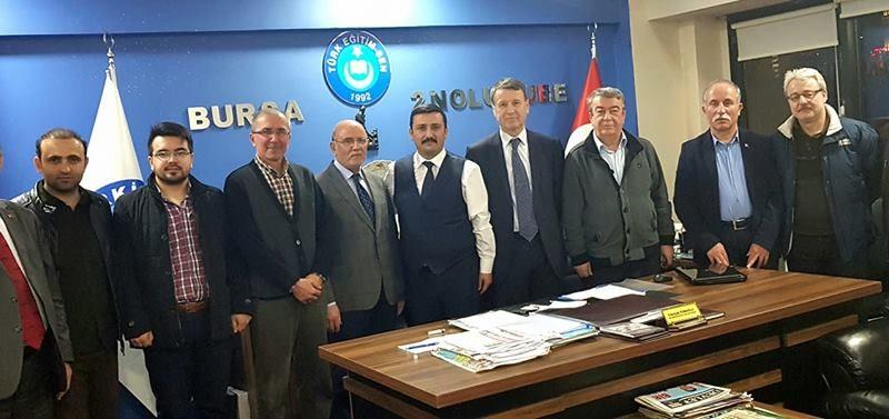 21 Mart Nevruz Bayramı komitesinde yerimizi aldık